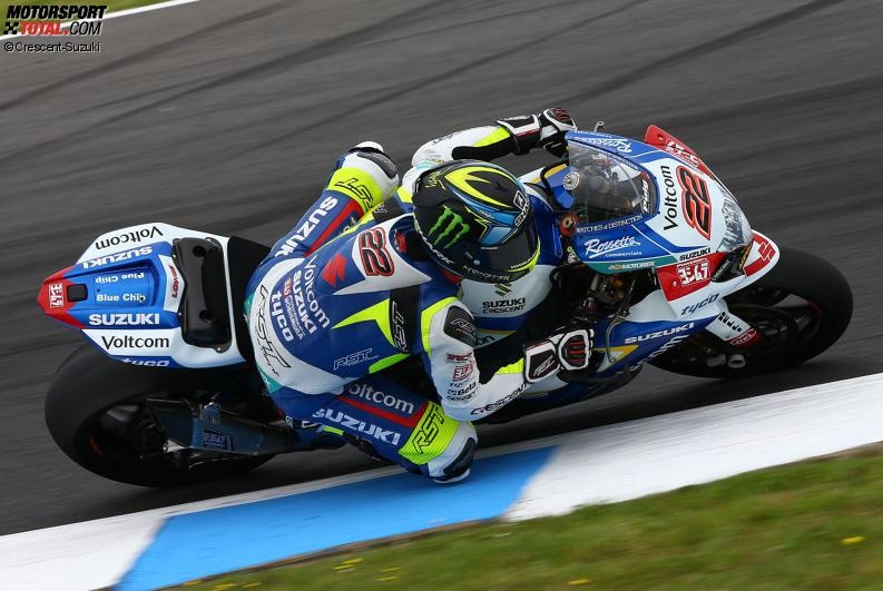 Alex Lowes - © Crescent-Suzuki