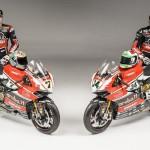 Chaz Davies, Davide Giugliano - © Ducati