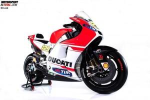 Ducati GP15 - © Ducati