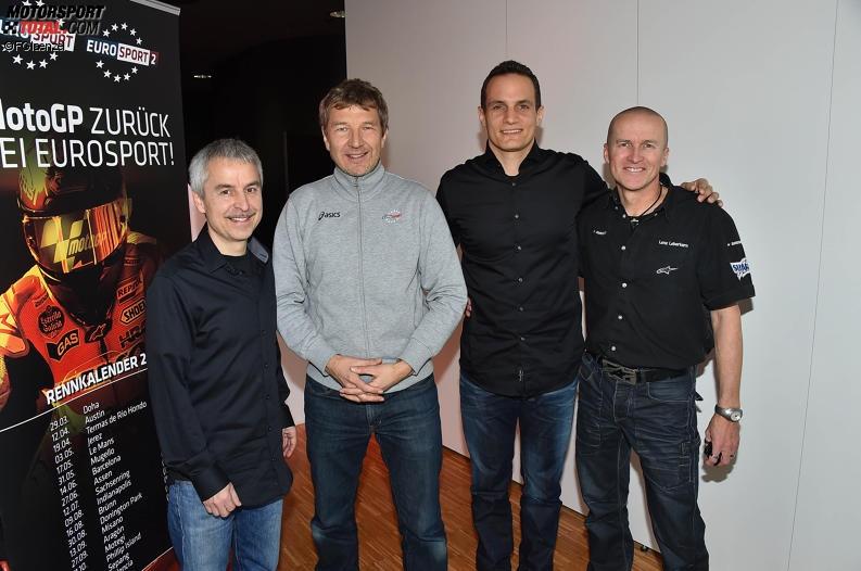 Eurosport-Team - © FGlaenzel