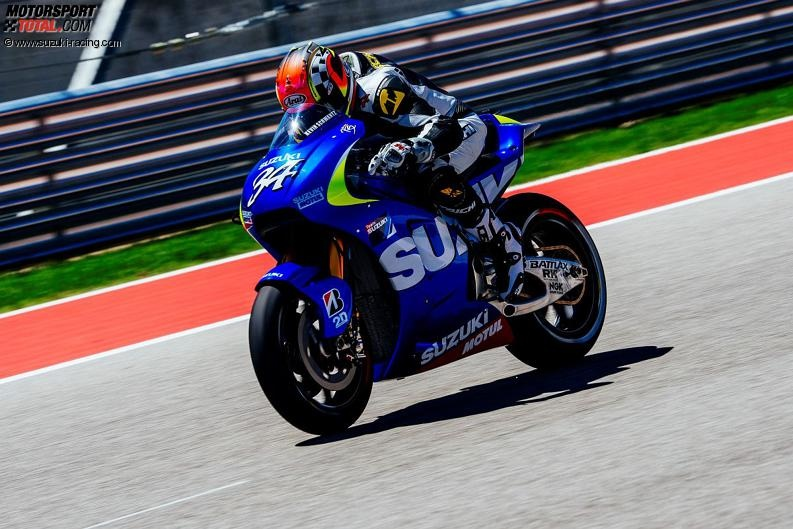 Kevin Schwantz - © www.suzuki-racing.com