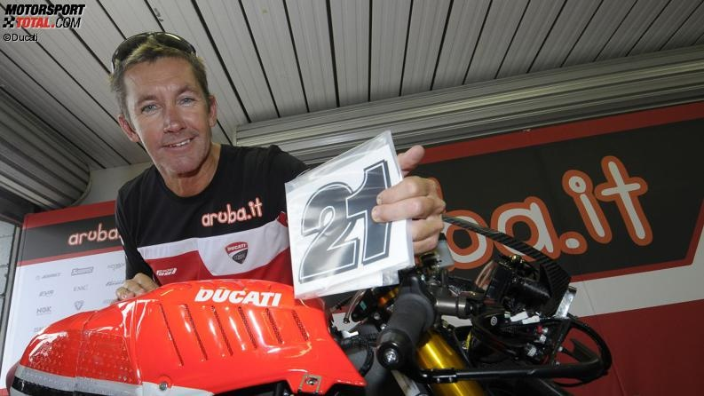 Troy Bayliss - © Ducati