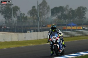 Alex Lowes - © www.suzuki-racing.com