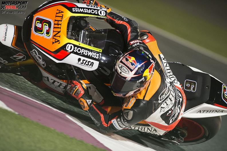 Stefan Bradl - © Forward Racing