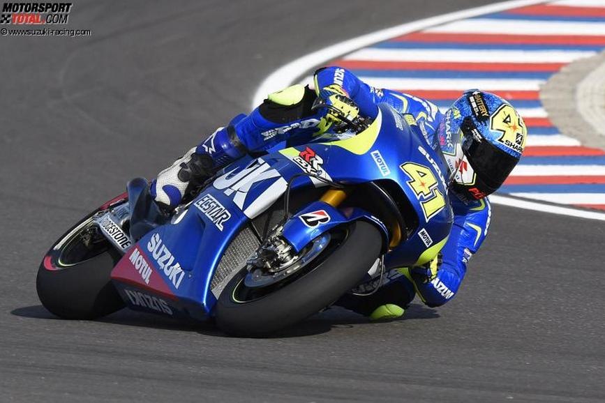 Aleix Espargaro (Suzuki) - © www.Suzuki-racing.com