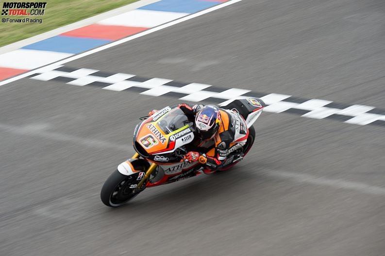 Stefan Bradl - © Forward Racing