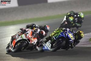 Valentino Rossi, Yonny Hernandez - © Yamaha