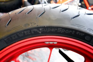 Soll den Wandeln bringen: Michelins Hypersport Straßenreifen Power Supersport Evo