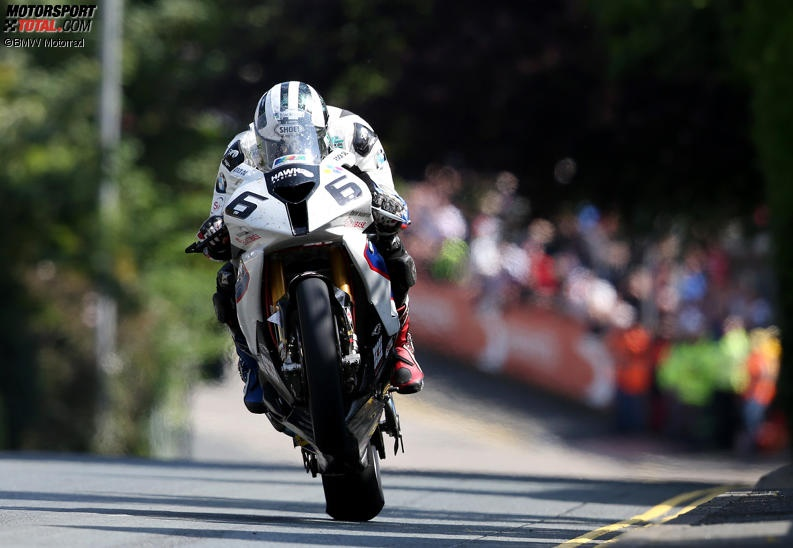 Michael Dunlop (BMW) - © BMW Motorrad