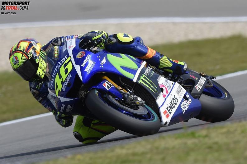 Valentino Rossi - © Yamaha