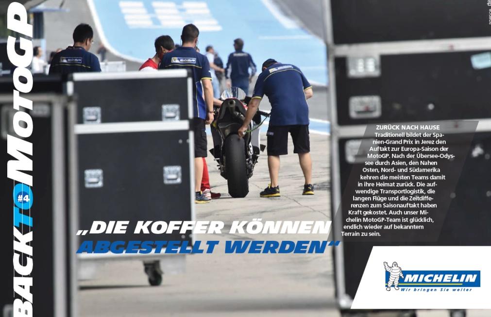 Michelin: BackToMotoGP™