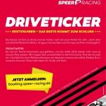 Speer Racing - Reste fahren