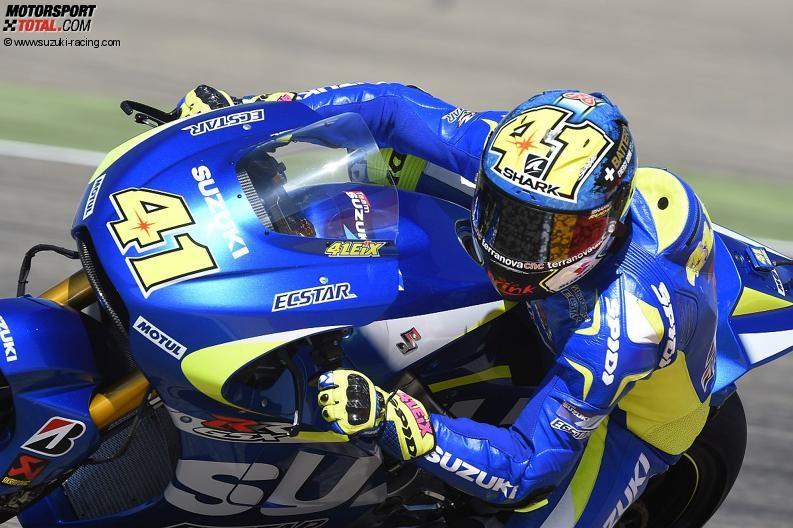 Aleix Espargaro - ©www.suzuki-racing.com