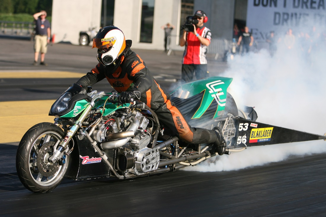 Jaska Salakari, Super Twin Top Fuel