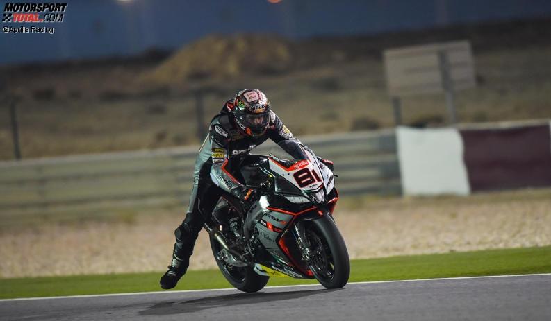 Jordi Torres - © Aprilia Racing