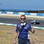 Wilco Zeelenberg - © 2014 Yamaha Motor Racing Srl