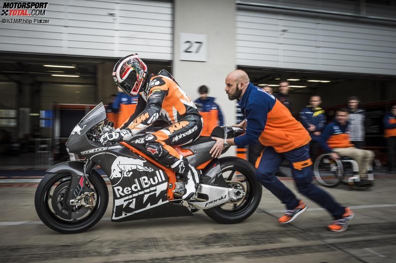 Alex Hofmann - © KTM/Philip Platzer