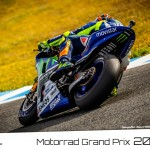 Motorrad Grand Prix – Kalender 2016