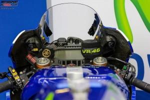 Yamaha Dashboard - © GP-Fever.de