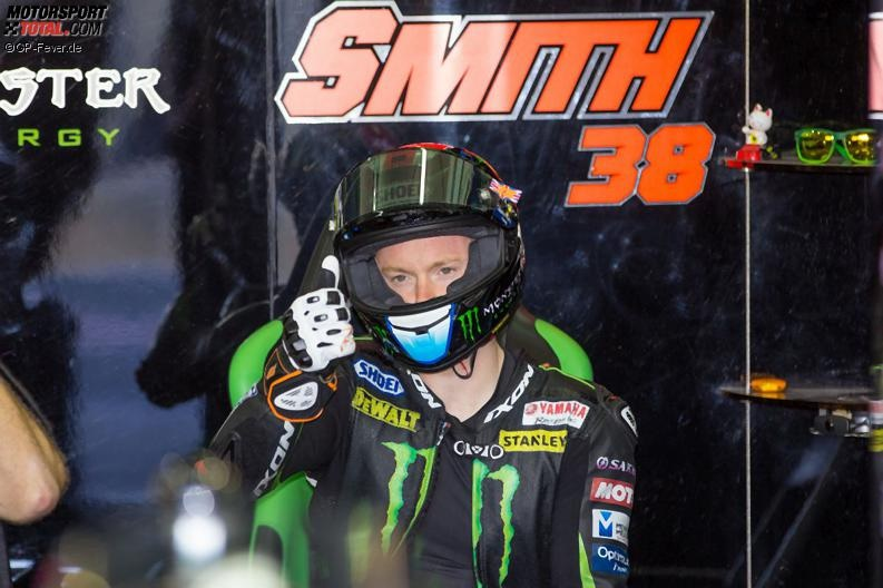 Bradley Smith - © GP-Fever.de