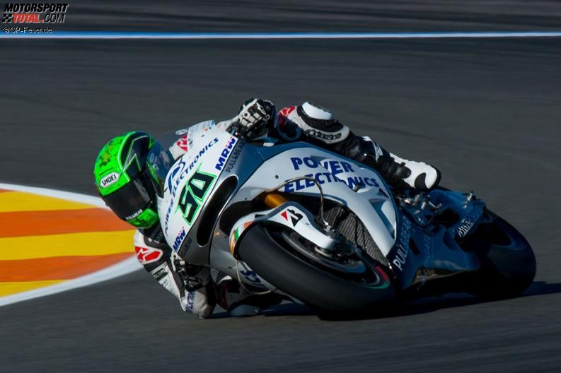 Eugene Laverty - © GP-Fever.de