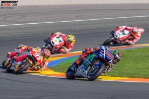 Jorge Lorenzo, Marc Marquez - © GP-Fever.de