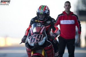 Nicky Hayden - © Honda Racing