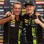 Herve Poncharal, Bradley Smith - © Tech 3