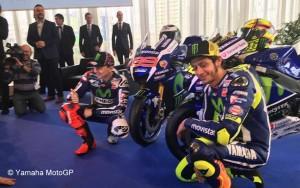 © Yamahamotogp - Yamaha möchte mit Lorenzo und Rossi die drei WM-Titel von 2015 verteidigen