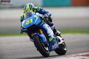 Aleix Espargaro - © www.suzuki-racing.com
