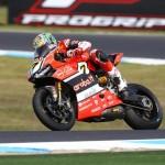 Chaz Davies - © Ducati