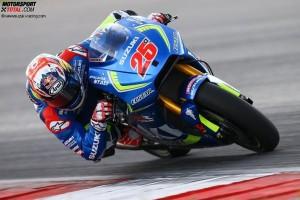 Maverick Vinales - © www.suzuki-racing.com