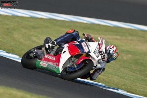 Nicky Hayden - © Honda Racing