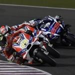 Andrea Dovizioso, Andrea Iannone - © Ducati
