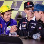Valentino Rossi, Jonas Folger - © GP-Fever.de