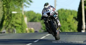 Michael Dunlop - © Dave Kneen bei Pacemaker Press International
