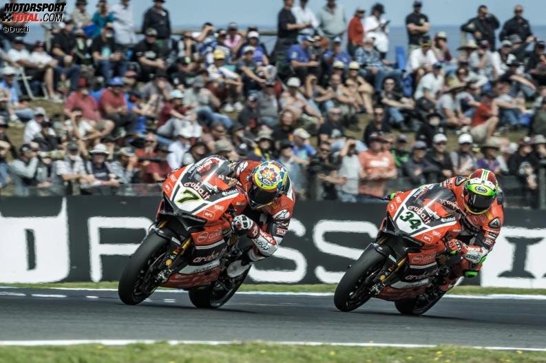 Ducati: Gefährdet Jorge Lorenzo das Superbike-Werksteam?