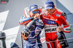 Jorge Lorenzo, Andrea Iannone - © GP-Fever.de