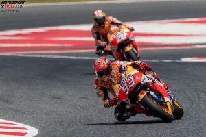 Marc Marquez, Daniel Pedrosa - © GP-Fever.de