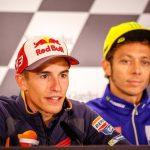 Marc Marquez, Valentino Rossi - © GP-Fever.de