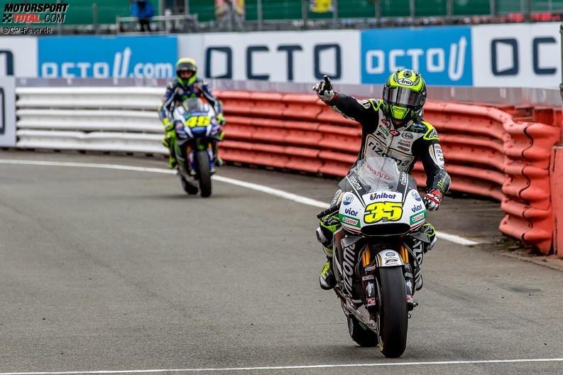 Stinkefinger-Verbot in der MotoGP: Was soll das?