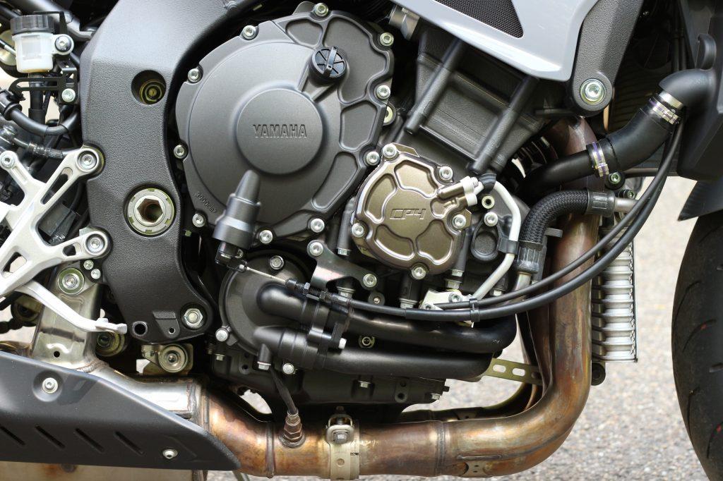 Hitz- und Suffkopf: Der Motor der MT ist nicht nur ein echter Schluckspecht, sondern sorgt im Stadtverkehr auch schnell für heiße Schenkel.