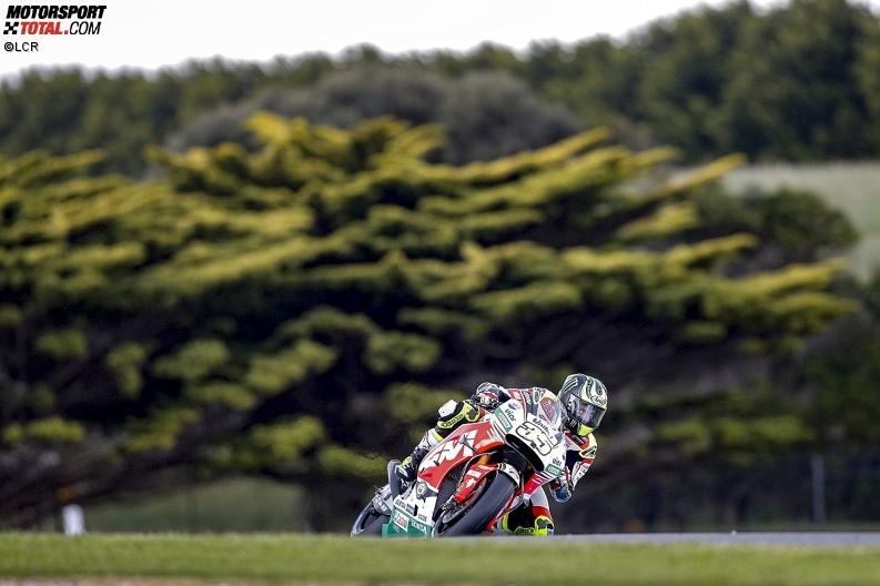 Phillip Island 2016  MotoGP: Cal Crutchlow feiert zweiten Sieg