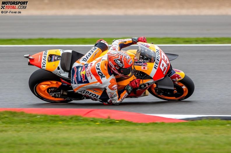 MalaysianGP Sepang 2016 Freitag: Marquez-Bestzeit, Regen & eine Magenverstimmung