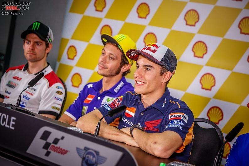 Ein Jahr nach dem Supergau: Marquez vs. Rossi in Sepang