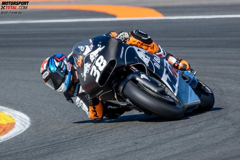 Bradley Smith - © GP-Fever.de