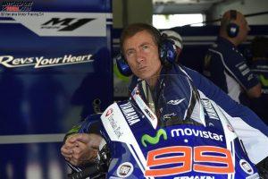 Lin Jarvis - © Yamaha Motor Racing Srl
