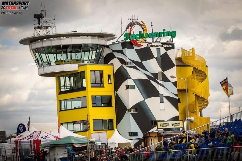 Sachsenring: Neuer Termin für den Deutschland-Grand-Prix  -  2. Juli 2017