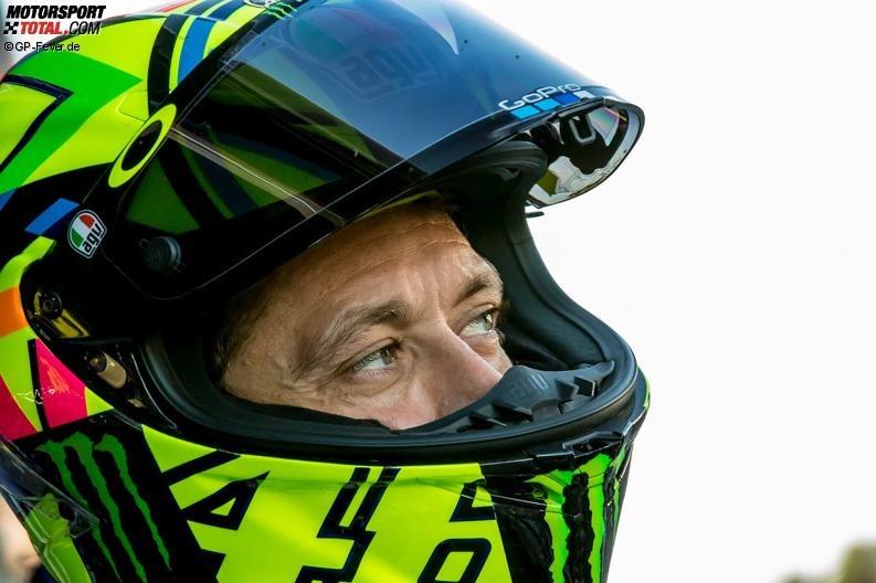 Kein Motocross-Training: Valentino Rossi fürchtet Verletzungen