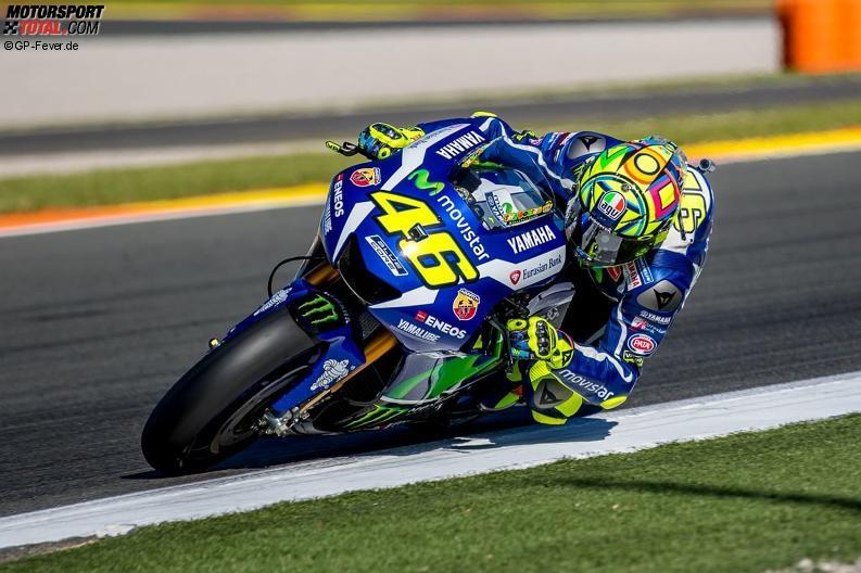 Zwölfte Yamaha-Saison: Rossi blickt auf Comeback zurück